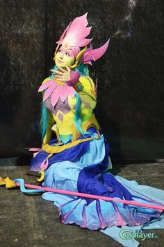 Play IT 2015 cosplay foto 37