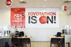 It's the most wonderful time of the year. Toyotathon is here!