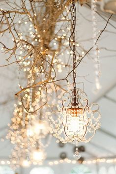21 Best Winter Wedding Decor You Can Plan for Now Twinkle Lights, Twinkle Twinkle, Party Deco, Wedding Ideias, Dream Wedding, Wedding Day, Wedding Ceremony, Garden Wedding, Wedding Trees
