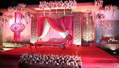 10 Best Design Wedding Stage Ideas For Your Awesome Wedding Ceremony Cheap Wedding Flowers, Winter Wedding Flowers, Rustic Wedding Flowers, Wedding Flower Arrangements, Wedding Ideas, Wedding Pictures, Wedding Backdrop Design, Wedding Stage Design, Wedding Stage Decorations