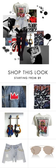 """""""Untitled #251"""" by marc-anthony ❤ liked on Polyvore featuring Wildfox, Forte Couture and Christian Dior"""
