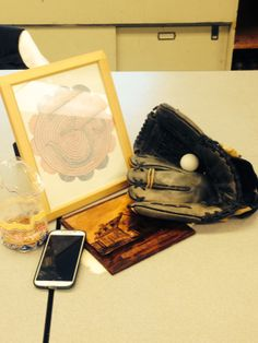 Each student was asked to bring in a three dimensional object that represented our culture. This is my groups representation of our artifacts.  My artifact was a picture of my Great Grandfather's house sketched on a piece of copper. The house is located in Rockford and is now considered a Heritage home. He lived there during the WW1 and WW2.  I think this would be a great activity to do with students and a great way to get them to learn more about their culture as well as their classmates!