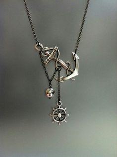 Anchor necklace ⚓