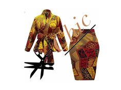 Kimono 2 pieces Ensemble by #ChicCouture Kimono, Couture, Boutique, Suits, Chic, Women, Shabby Chic, Elegant, Suit
