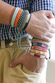 Las pulseras son un accesorio perfecto para cualquier hombre. http://www.linio.com.mx/ropa-calzado-y-accesorios/accesorios-ellos/?utm_source=pinterest_medium=socialmedia_campaign=27012013.pulserashombresvisible
