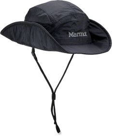 Take cover from the rain, wind, sleet, and snow with the Marmot PreCip® Safari Hat. #REIGifts