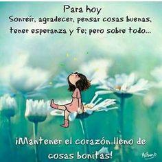 Hoy y siempre :)