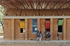 Galeria de Anexo da Escola Primária de Gando / Kéré Architecture - 1