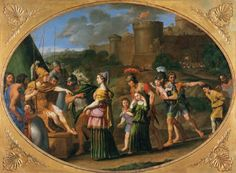 Page of Timoclea Captive Brought before Alexander by DOMENICHINO in the Web Gallery of Art, a searchable image collection and database of European painting, sculpture and architecture Renaissance, Web Gallery Of Art, Fine Art Prints, Canvas Prints, European Paintings, Alexander The Great, Canvas Paper, Old Master, Art Reproductions