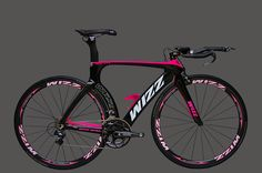 I want! Somebody? Anybody? - WIZZ Racing Bikes has been listed, as having two of the best women's specific road bikes.