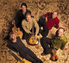 Chris McKhool & Sultans of String by Anya Wassenberg of My Entertainment World - November 27, 2014
