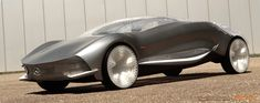 The Least Common Denominator - Concept Vehicle by Oliver Elst