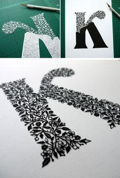 Потрясающие работы из бумаги от Сьюзи Тэйлор