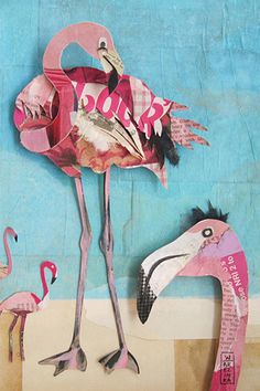 who doesnt love a flamingo?