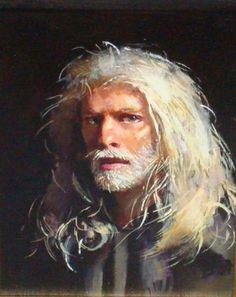 Robert Lenkiewicz - self-portrait (1941-2002)