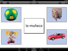 aplicación para Ipad que me parece muy interesante para el uso en alumnos y alumnas con TEA