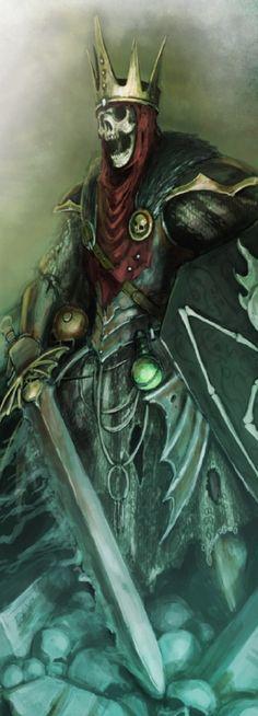 Warhammer Age of Sigmar Artwork | Battletome: Legions of Nagash Artwork Ilustration Wallpaper http://wellofeternitypl.blogspot.com #artwork #art #aos #warhammer #ageofsigmar #sigmar #arts #artworks #gw #gamesworkshop #wellofeternity #wargaming #wallpaper
