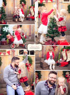 Vintage Christmas plaid and gold mini session by Jessica Strike Photography, Appleton WI Family & Child Photographer. What to wear for Christmas photos, Christmas plaid, vintage Christmas Holiday Mini Session, Christmas Mini Sessions, Christmas Minis, Plaid Christmas, Christmas Baby, Vintage Christmas, Christmas Photo Props, Family Christmas Pictures, Holiday Pictures