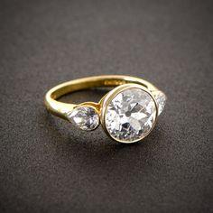Estate Diamond Jewelry | Offbeat Vendors