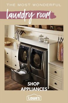 "Explore our web site for more info on ""laundry room stackable washer and dryer"". It is an excellent spot for more information. Small Space Interior Design, Interior Design Kitchen, Interior Design Living Room, Living Room Designs, Laundry Room Remodel, Laundry Rooms, Small Room Bedroom, Bedroom Decor, Paint Colors For Living Room"