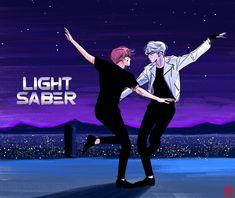 Fanart #kaihun #sekai Sehun, Exo Kai, Sekai Exo, Exo Anime, Anime Art, Chanbaek, Kaisoo, Exo Fan Art, Boy Illustration