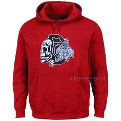http://www.xjersey.com/blackhawks-white-skull-logo-red-mens-pullover-hoodie.html BLACKHAWKS WHITE SKULL LOGO RED MEN'S PULLOVER HOODIE Only 42.57€ , Free Shipping!