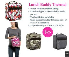 Lunch Buddy Thermal by Thirty-One Fall This is the perfect lunch thermal for kids! The unicorn print has been super popular. Get yours today! Thirty One Uses, Thirty One Fall, Thirty One Party, Thirty One Gifts, Thirty One Thermal, Thirty One Business, 31 Gifts, 31 Bags, Unicorn Print