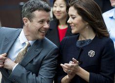 May 14, 2013 9th wedding anniversary Crown Prince Frederik & Crown Prince Mary