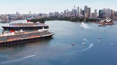 10th Anniversary of Queen Mary 2 : Leppert's List: Top 10 Cruises : TravelChannel.com