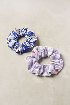 Seriously?  Anthropologie is selling hair scrunchies?   That's a fashion I can do without!