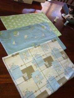 Flannelette wraps for baby boy.  www.facebook.com/druberryblankets