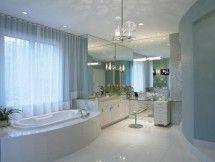 Serene Blue - Amazing Bathrooms