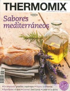Rev. Thermomix nº 31. Sabores mediterráneos