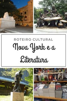 Nova York e a Literatura - Juny Pelo Mundo  Dica de viagem,  travel,  livros, books, bookstore, livraria, museu, nova york, new york, central park, estados unidos, alice no pais das maravilhas