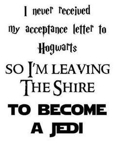 Ahhaaaaa! More like you... I would NEVER leave the Shire!