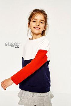 Miriam from Sugar Kids for ZARA.