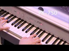 Casio PX750 Privia Digital Piano - Casio Select Workshop  #digitalpiano #musicalinstruments $500 sale, $45.00 per month rent, or $20 per week rent, rent-to-own if you like via http://jupiterloop.com/content/casio-privia-px-750-88-weighted-keyboard-3-pedals-portable-piano