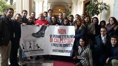 #Sassari, il Forum Studentesco contro la Giunta regionale