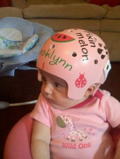 baby helmet stickers for Doc bands, star bands, boston bands and hanger. Made for molding helmets that correct plagiocephaly, brachycephaly,etc.Please visit www.littlebumpies.com