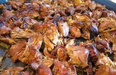 Pressure Cooker Carnitas | My Lilikoi Kitchen. Note: Uses boneless pork shoulder (pork butt).