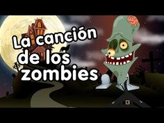 Canción de los Zombies - Canciones Infantiles - Doremila - YouTube Spanish Teacher, Spanish Class, Halloween Songs, Spanish Culture, Educational Videos, Kids Songs, Holiday, Movie Posters, Babys