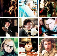 harry potter guys + too hot for you