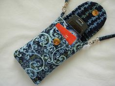 dyi cell phone pouch strap - Google Search