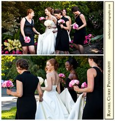 Funny Wedding Party Poses | As Aerosmith Said: Walk This Way « Rachel Curry Photography