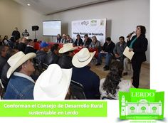 VOCES SEMANARIO: Conforman el Consejo de Desarrollo Rural sustentable en Lerdo