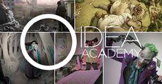 Idea Academy (PHP, MySQL, jQuery)