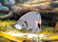 Chapter 9: In Which Eeyore Finds a Wolery and Owl Moves into it