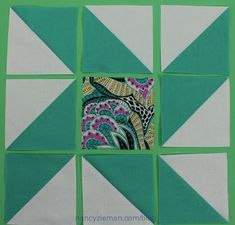 No-Hassle Triangle Quilt Blocks on Sewing With Nancy | PBS | Nancy Zieman | How to sew Quarter-Square and Half-Square Triangles for Quilters and Quilt Blocks