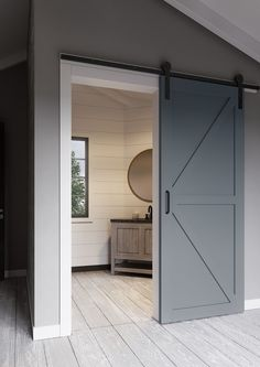 60 Barn Doors Decoration Ideas You'll Love - Enjoy Your Time