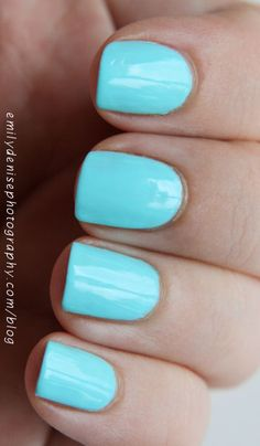 NEED this color for summer nails!